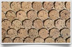 Cork Mosaic Floorings