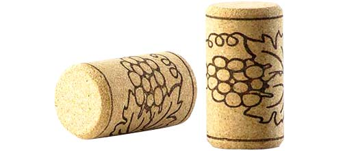 Fine Grain Agglomerated Cork Stopper