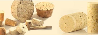 Agglomerated Cork Blocks
